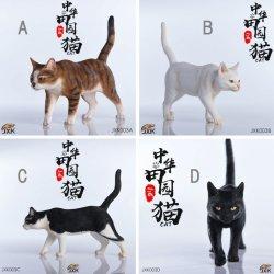 画像1: JxK.Studio 1/6 猫 ネコ 4種 JxK003 *お取り寄せ