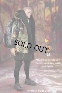 画像1: MCCToys x Mr.Z 1/6 ファンクショナル ストリートスタイル セット MCC010 フィギュア 男性服 *予約