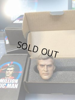 画像2: Supermad toys  1/6   600万ドルの男  スティーブ・オースティン  ヘッド   *お取り寄せ