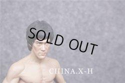 画像5: CHINA.X-H 1/6 BRUCE LEE Statue ヘッド2個 スタチュー CX-H04 *予約