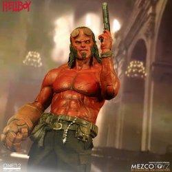 画像1: Mezco ワン12コレクティブ 『ヘルボーイ』 1/12 アクションフィギュア 77540 *予約