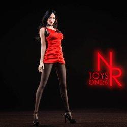 画像1: NRTOYS 1/6 エイダ ドレス セット Ada Zombie Killer Dress NR018 *予約