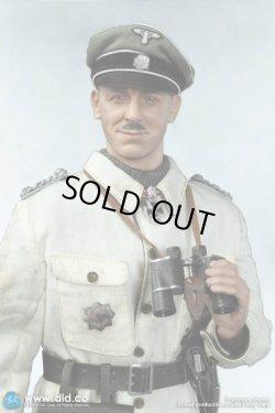 画像1: DID 1/6 WWII ドイツ軍 SS 武装親衛隊中佐 クルト・マイヤー アクションフィギュア D80137 *予約