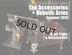 画像4: 2GOODCO 1/12 Iron Man Lab Accessories + Robotic Arms アイアンマン ラボ ロボットアーム *予約