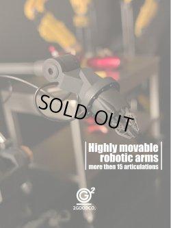 画像3: 2GOODCO 1/12 Iron Man Lab Accessories + Robotic Arms アイアンマン ラボ ロボットアーム *予約