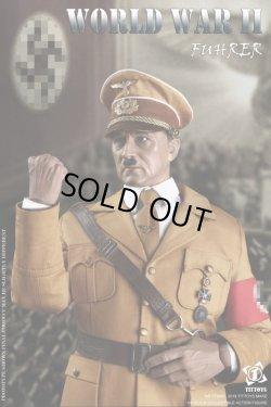 画像1: TITTOYS 1/6 WWII アドルフ・ヒトラー アクションフィギュア TT4001 *予約