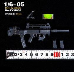 画像2: Technic Toys 1/6 ライフル Micro-crushing QCW05式 改  TYM036 *お取り寄せ