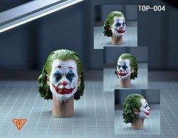 画像2: TOP 1/6 コメディアン ピエロ メイク ヘッド TOP-004 Joker  *予約