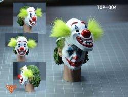 画像3: TOP 1/6 コメディアン ピエロ メイク ヘッド TOP-004 Joker  *予約