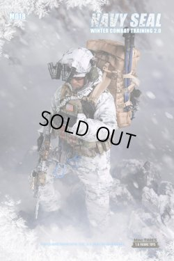 画像1: Mini Times Toys 1/6 Navy Seal Winter Combat Training 2.0 アクションフィギュア MT-M018  *予約