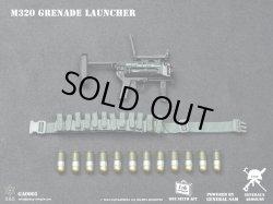 画像1: General's Armoury 1/6 M320 グレネードランチャー Grenade Launcher GA0005 *予約