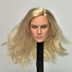 画像1: Manco Toys 1/6 欧米女性ヘッド ゴールドヘア MC002-D *予約