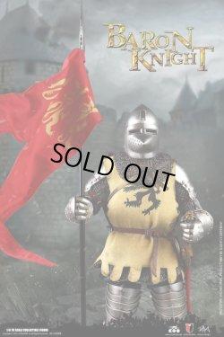 画像1: COOMODEL 1/6 イングランド 騎士 バロン ナイト Baron Knight アクションフィギュア SE066 *予約