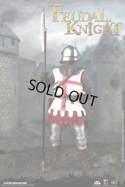 画像1: COOMODEL 1/6 イングランド 騎士 フューダル ナイト Feudal Knight アクションフィギュア SE065 *予約
