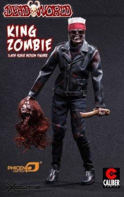 画像1: Phicen 1/6 『デッド ワールド』 キング・ゾンビ Dead World King Zombie アクションフィギュア PL2015-92 *予約