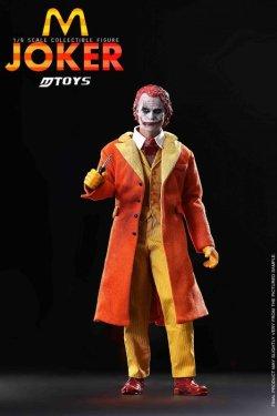 画像1: MTOYS 1/6 M Joker アクションフィギュア MS018 *予約