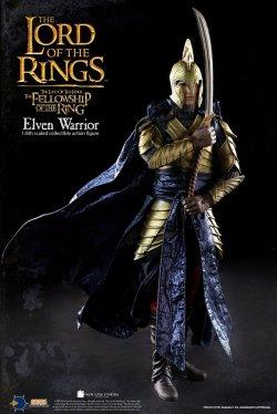 画像1: Asmus Toys 1/6 『ロード・オブ・ザ・リング』 エルフ ウォリアー 戦士 Elven Warrior アクションフィギュア LOTR027W  *予約