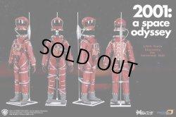 画像2: Executive Replicas 1/6 『2001年宇宙の旅』ディスカバリー アストロノーツ 宇宙服 ≪レッドカラー スーツ Ver.≫ ERWB2020-010 *予約