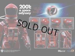 画像3: Executive Replicas 1/6 『2001年宇宙の旅』ディスカバリー アストロノーツ 宇宙服 ≪レッドカラー スーツ Ver.≫ ERWB2020-010 *予約