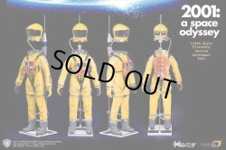 画像2: Executive Replicas 1/6 『2001年宇宙の旅』ディスカバリー アストロノーツ 宇宙服 ≪イエローカラー スーツ Ver.≫ ERWB2020-011 *予約
