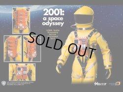 画像4: Executive Replicas 1/6 『2001年宇宙の旅』ディスカバリー アストロノーツ 宇宙服 ≪イエローカラー スーツ Ver.≫ ERWB2020-011 *予約