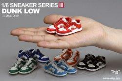 画像1: ONESIX-VERSE TOYS 1/6 Sneaker Series III スニーカー シューズ ダンク OS07 *予約