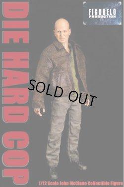 画像1: FIGURELO Production 1/12 Die Hard Cop ヘッド2個 アクションフィギュア  *予約