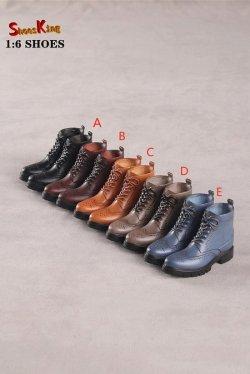 画像1: Shoes King 1/6 RED WING レッドウィング ブーツ メンズ シューズ 5種 SK009 *予約