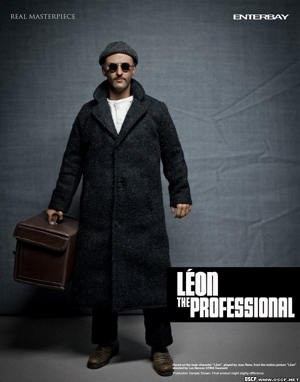 6 Professional Makeup Tips For Work: ジャン・レノ Leon(レオン)- The Professional