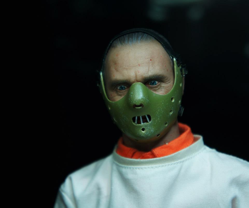 Dr.Lecter レクター博士 1/6フィ...