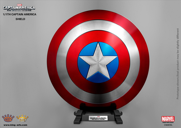Cat Toys Captain America Shield