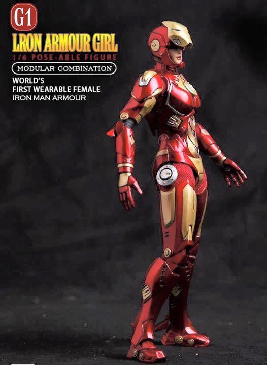 lightning toys 1 6 iron armor girl お取り寄せ 1 6フィギュア通販
