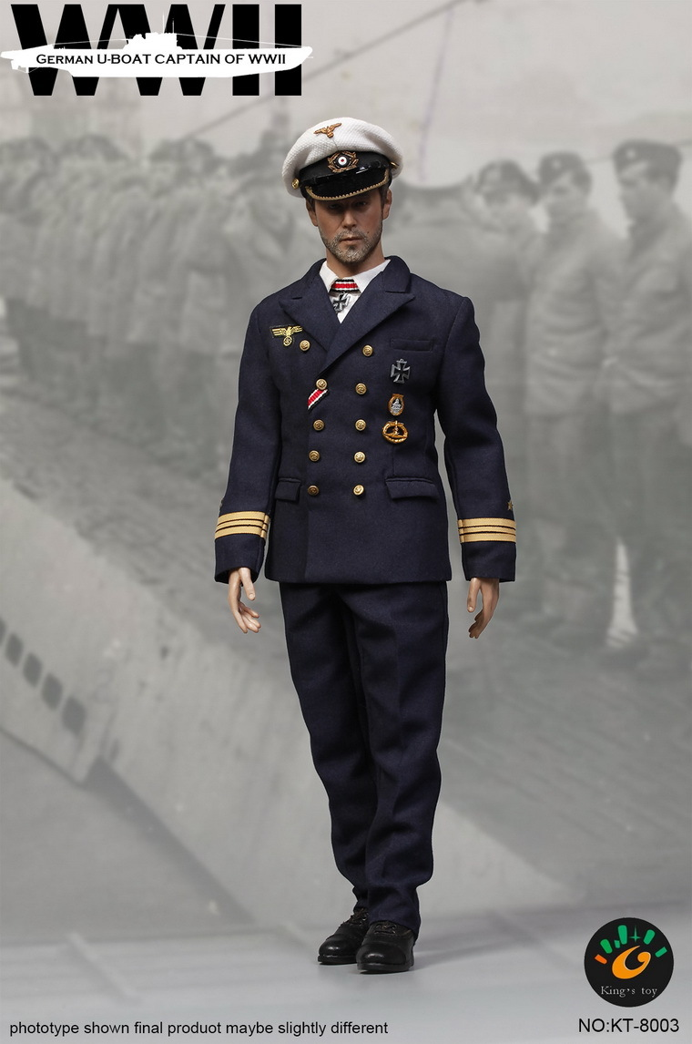Kings Toys 1/6 WWII ドイツ海軍...
