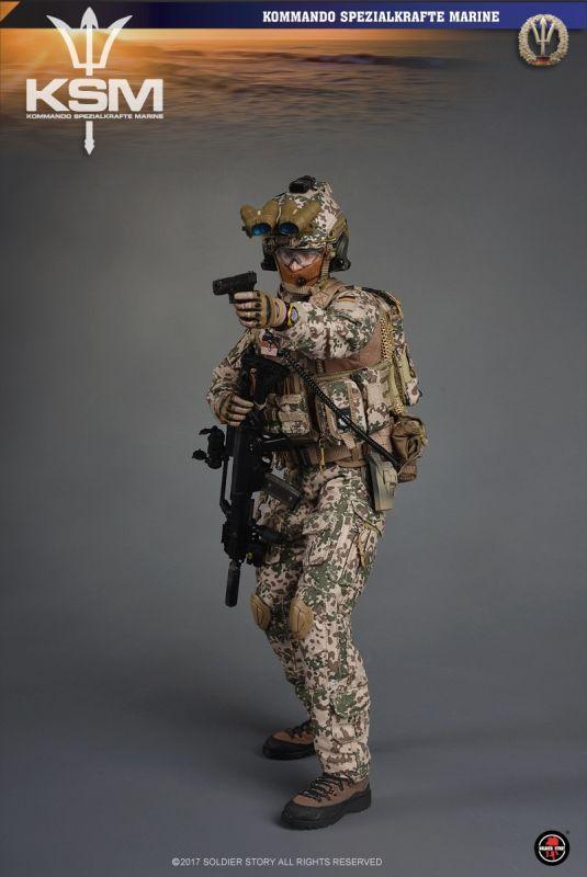 Soldier Story 1/6 KSM ドイツ連...