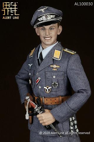 Alert Line 1/6 AL100030 WWII ドイツ空軍 エースパイロット ...