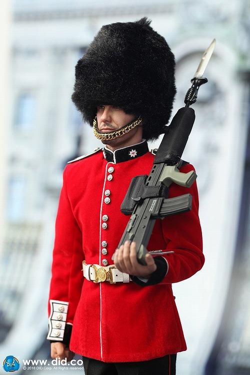 DID 1/6 The Guards イギリス近衛兵 K80134A / K80134B *予約 - 1/6 ...