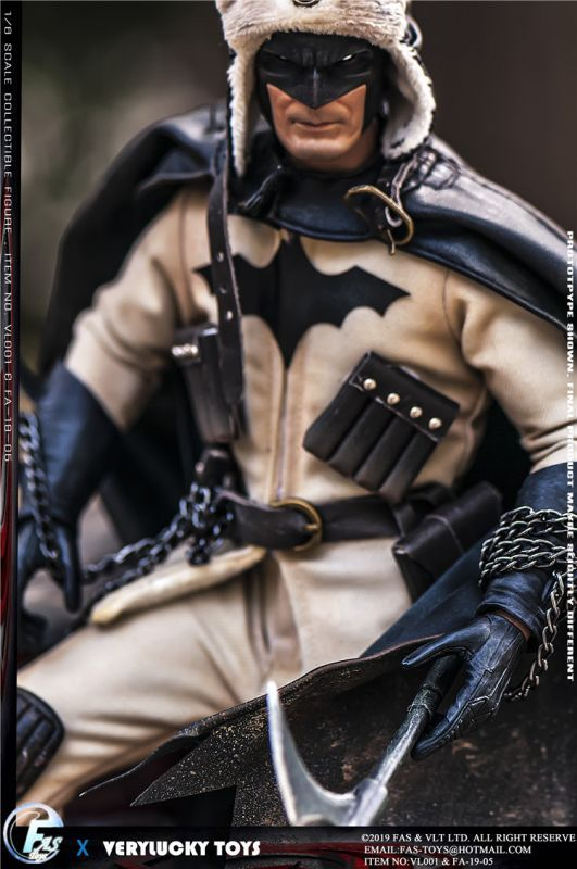 """FASToys FA-19-05 1//6 Scale Red Son Batman 12/"""" Action Figure Uniform Pants Belt"""